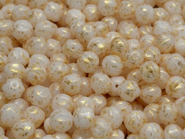 Melon Beads 6 mm