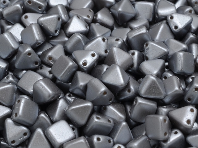 Pyramid Stud Beads 6x6mm