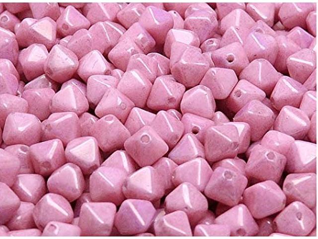Bi-cone Beads