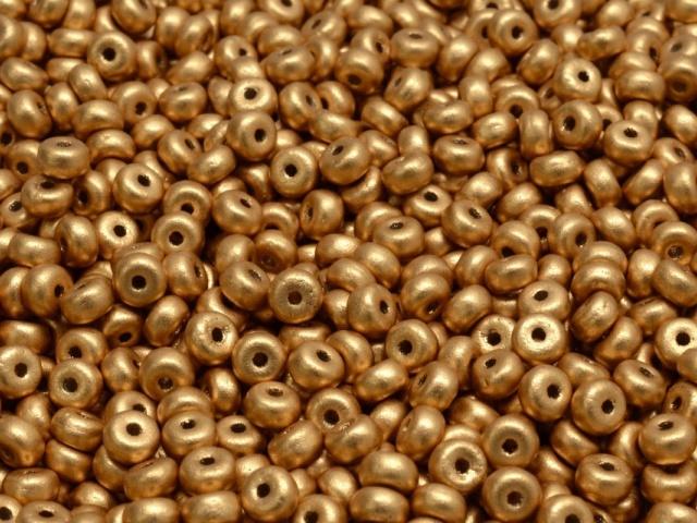 Druk Rondelle Beads
